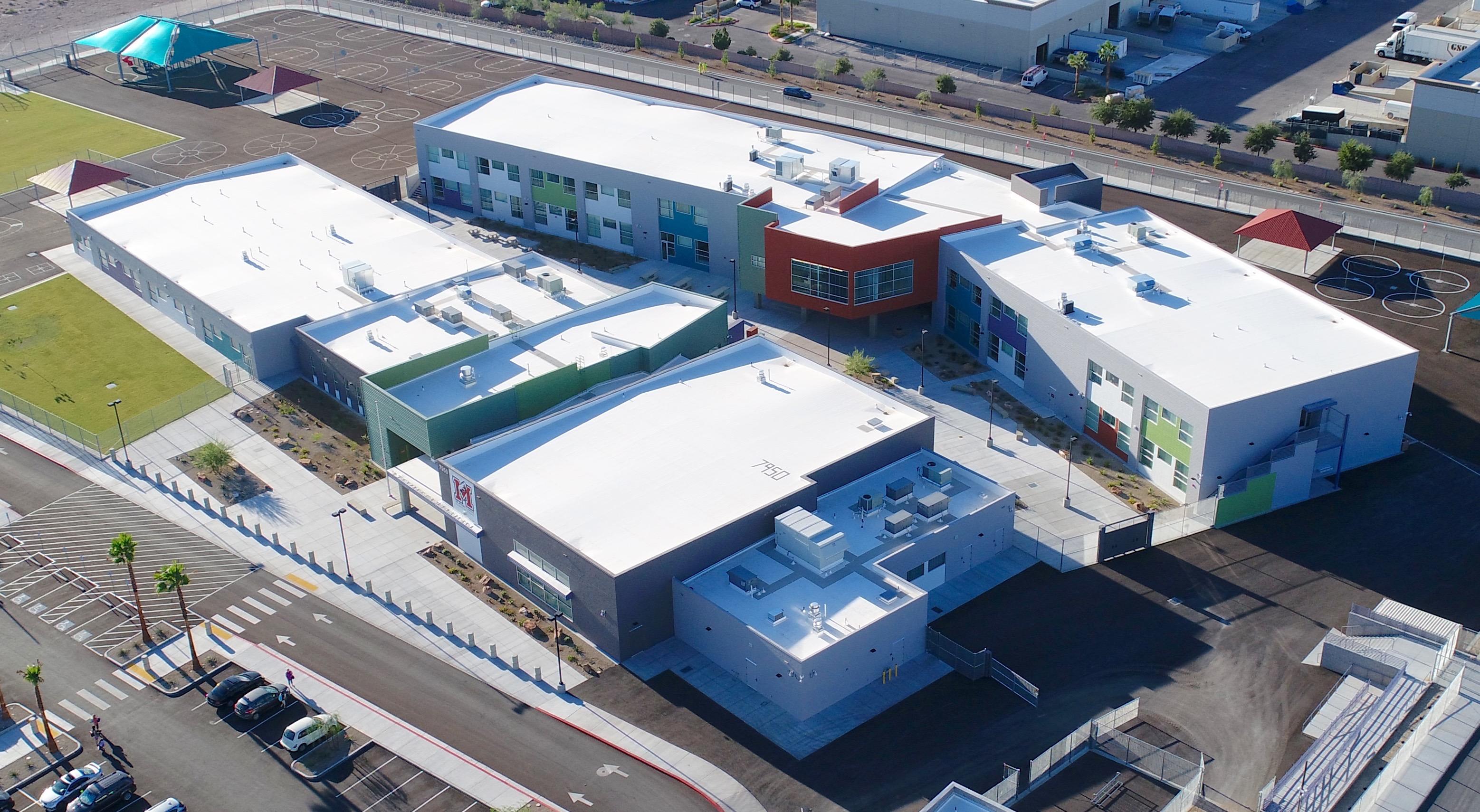 Capital Improvement Program New Schools 2017